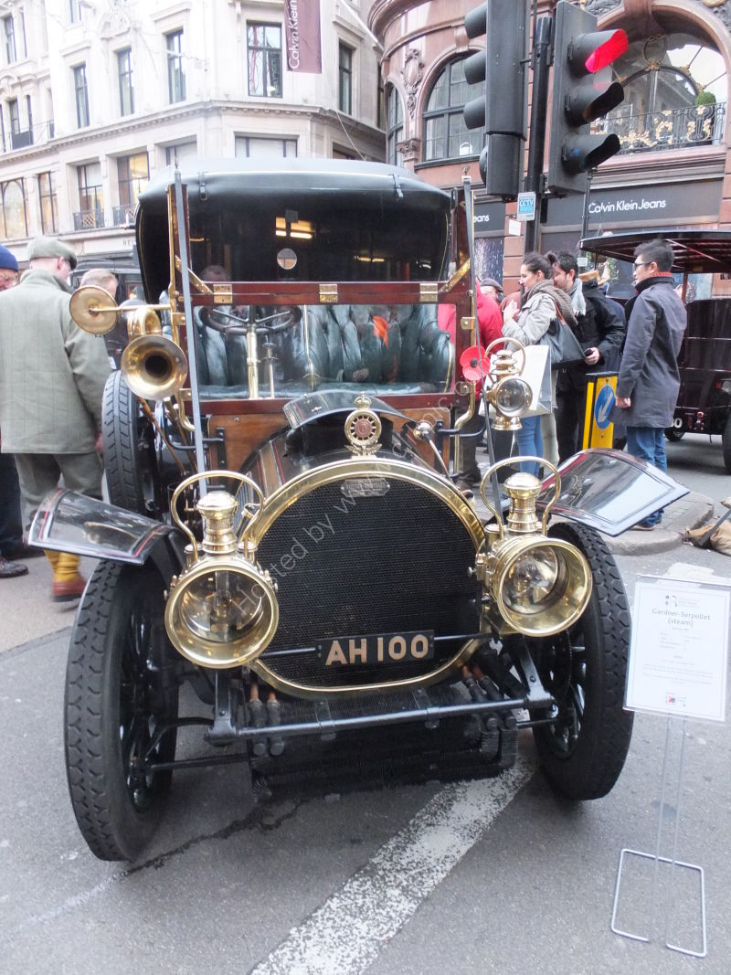 Gardner Serpollet Steam Car