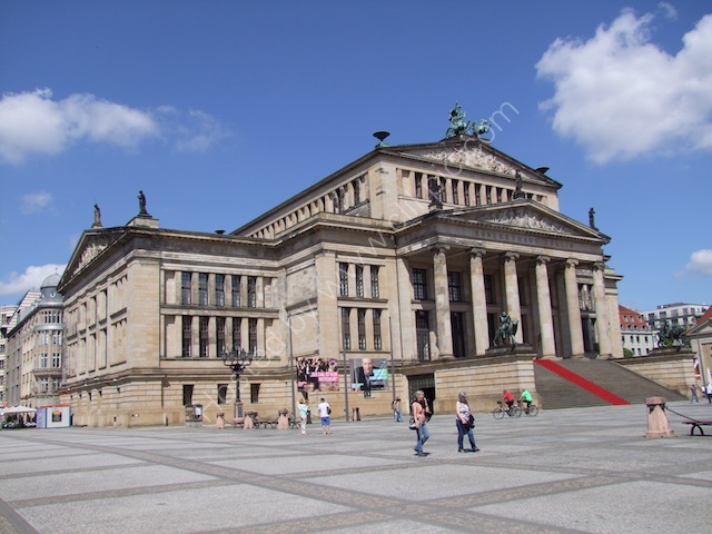 Concert Hall, Gendarmenmarkt, Berlin
