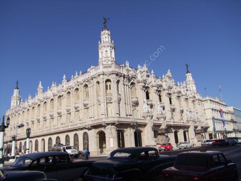 Grand Theatre Alicia Alonzo, Parque Central, Havana