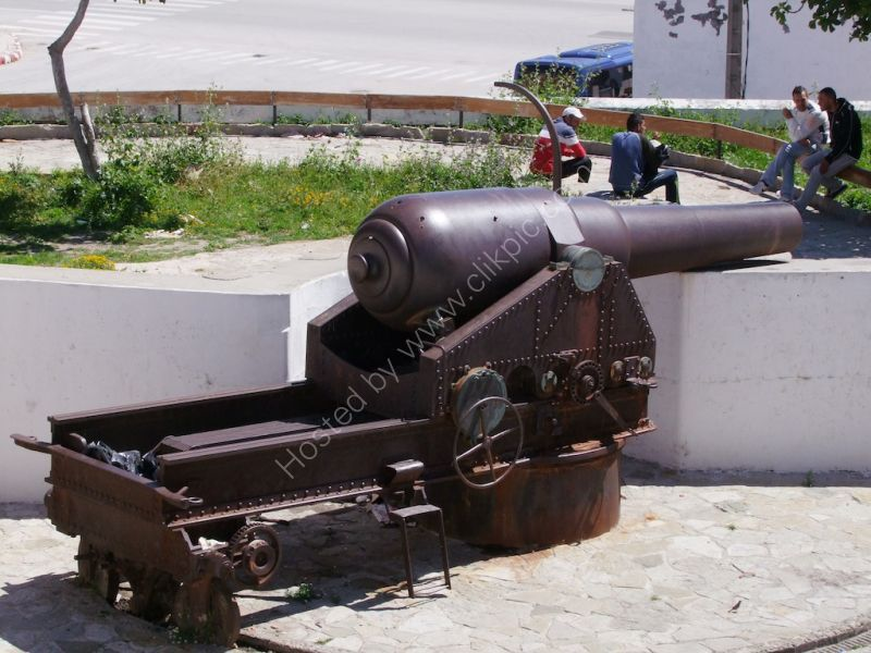20 Ton Gun purchased from GB