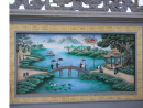 Picture at Entrance, Den Do Temple, Hanoi