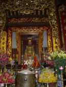 Altar, Den Do Temple, Hanoi