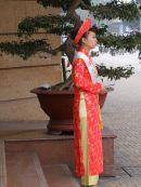 Traditional Vietnamese Dress, Hanoi