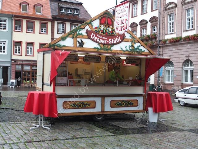 Wurst Stall, Heidelberg