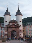 Gateway to Old Bridge, Heidelberg