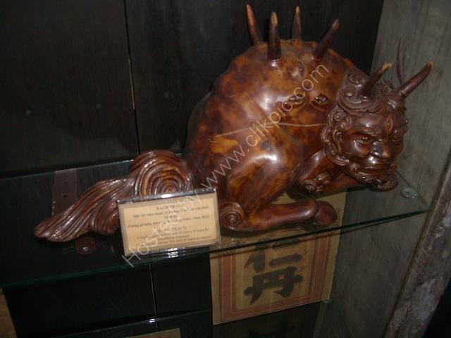 Bao Tang PHITO (Museum of Vietnamese Traditional Medicine), Ho Chi Minh City