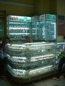 Watches Galore! Cho Ben Thanh Market, Ho Chi Minh City