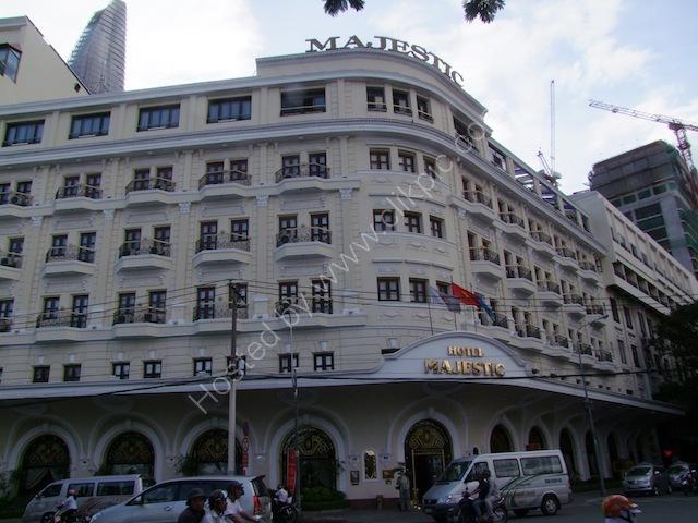 Majestic Hotel, Ho Chi Minh City