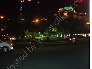 Night Lights, District 1, Ho Chi Minh City