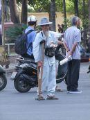 Lottery Ticket Vendor, Ho Chi Minh City