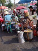 Street Vendors, Cho Ben Thanh Market, Ho Chi Minh City