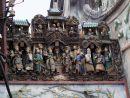 Detail, Thien Hau Chinese Temple, Ho Chi Minh City