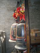 Bells, Thien Hau Chinese Temple, Ho Chi Minh City