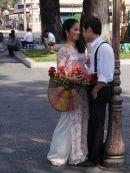 Vietnamese Lovers! Ho Chi Minh City