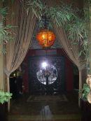 Vietnamese Restaurant Entrance, Ho Chi Minh City