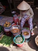 Greengrocer, Hoi An Market