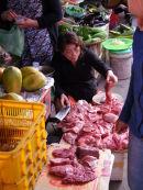 Butcher, Hoi An Market