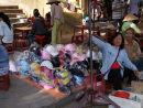 Motorcycle Helmet Seller, Hoi An Market