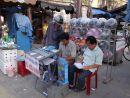 Lottery Ticket Vendors, Hoi An