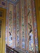 Wall Panels Representing The Four Seasons, Khai Dinh Tomb, Hue