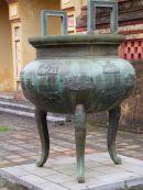 Cum Dinh (Bronze Dynastic Urn), Kinh Thanh (Citadel), Hue
