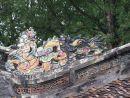 Roof Detail, Tu Duc Tomb, Hue