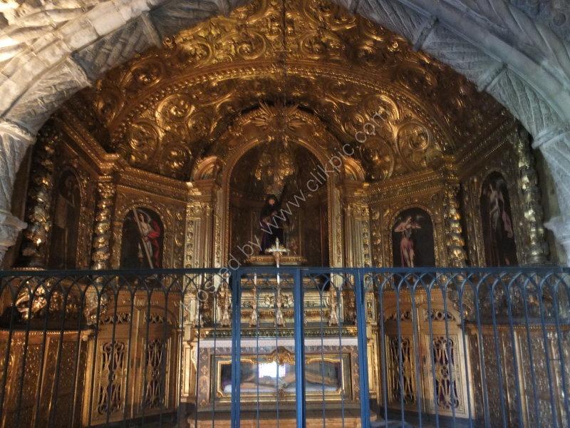 Chapel in Church of Santa Maria