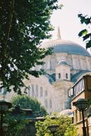 Different View of Blue Mosque, Istanbul, Turkey