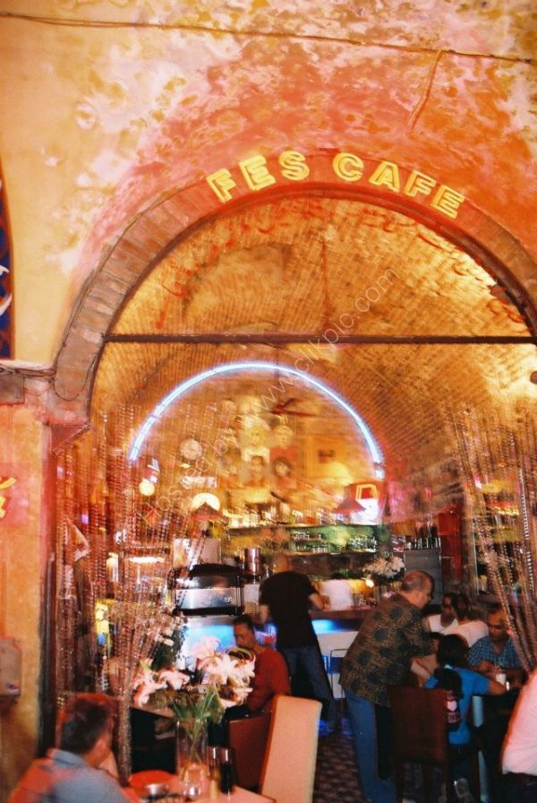 Fez Cafe, Covered Bazaar, Istanbul, Turkey