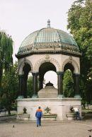 German Fountain, Istanbul, Turkey