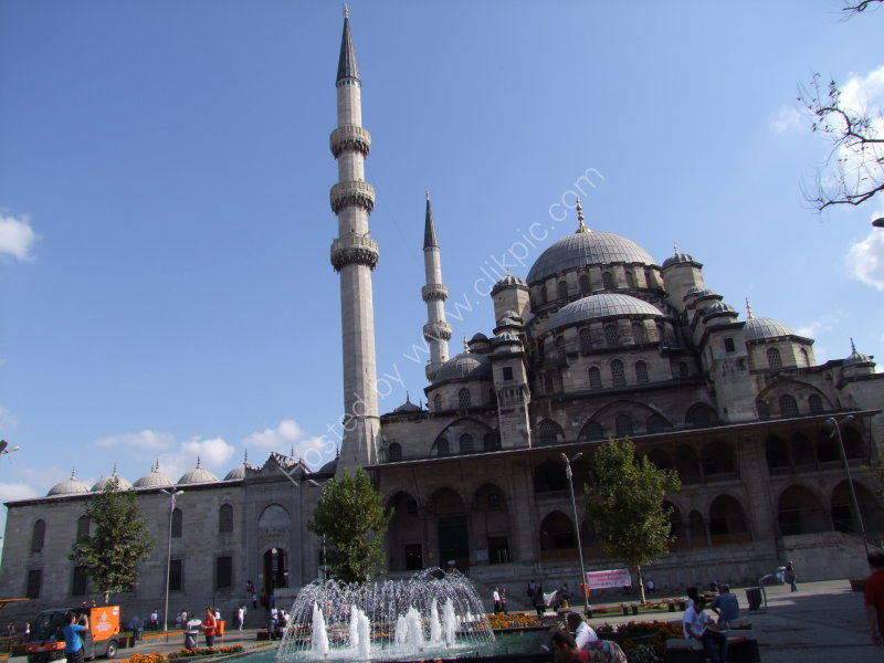 New Mosque 1663, Istanbul