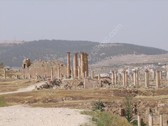 Roman Macellum, Jerash
