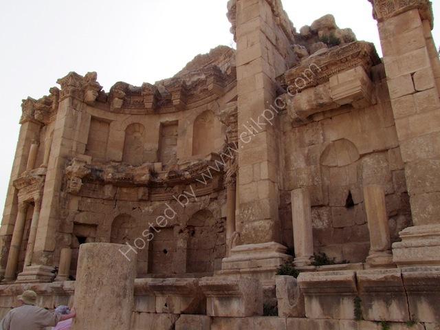 The Nymphaeum, Jerash