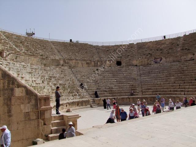 Roman South Theatre, Jerash