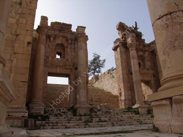 Roman Temple Esplanade, Jerash