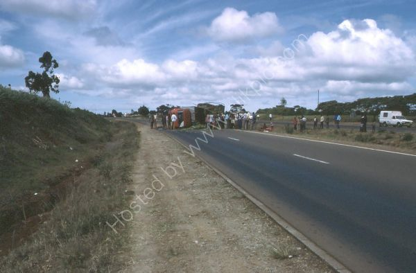 Road Accident, Kenya