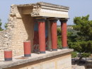 Reconstructed of Knossos Palace North Entrance