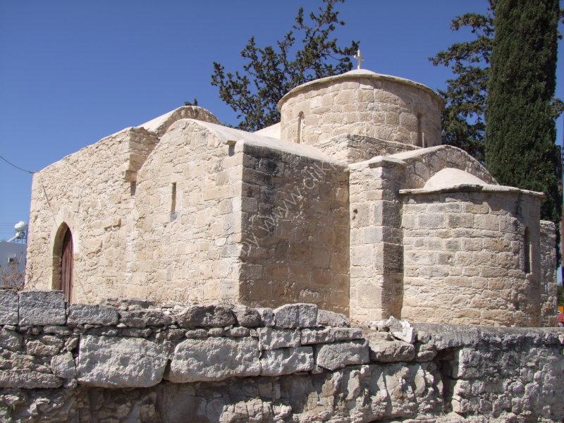 St Eustace Church, Kolossi