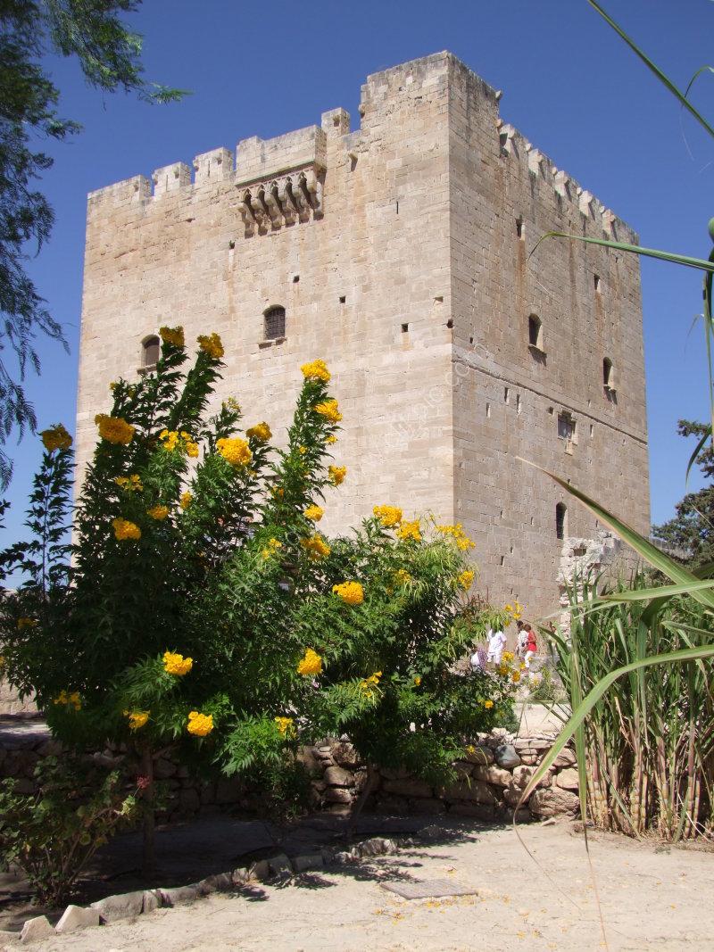 Kolossi Castle, Kolossi