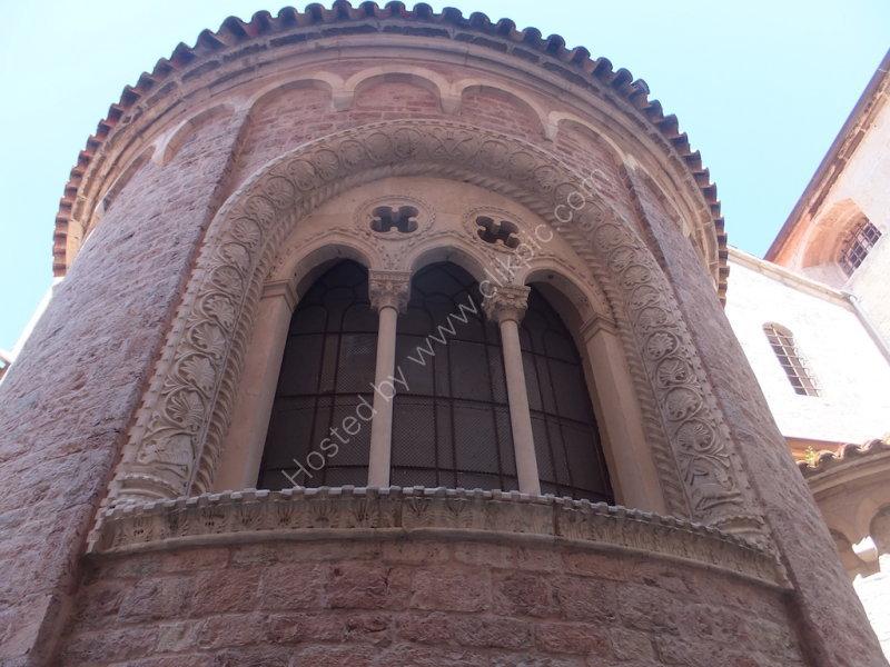 Intricate Stone Carving, Kotor