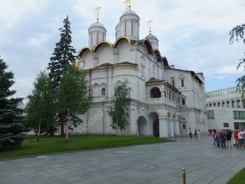 Cathedral of Archangel Michael within the Kremlin