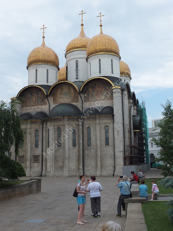 Cathedral of Dormation within the Kremlin