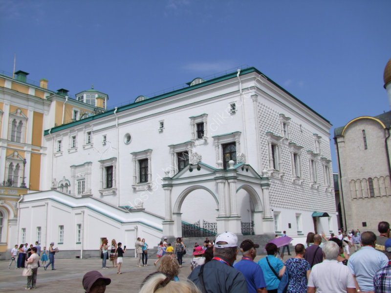 Faceted Palace, Ivanovskaya Square within the Kremlin