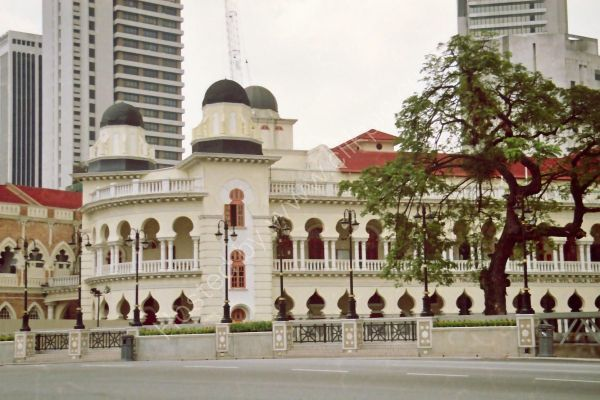 Colonial Style Building, Kuala Lumpur