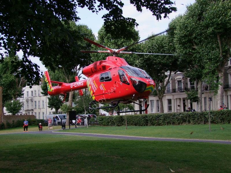 London Air Ambulance