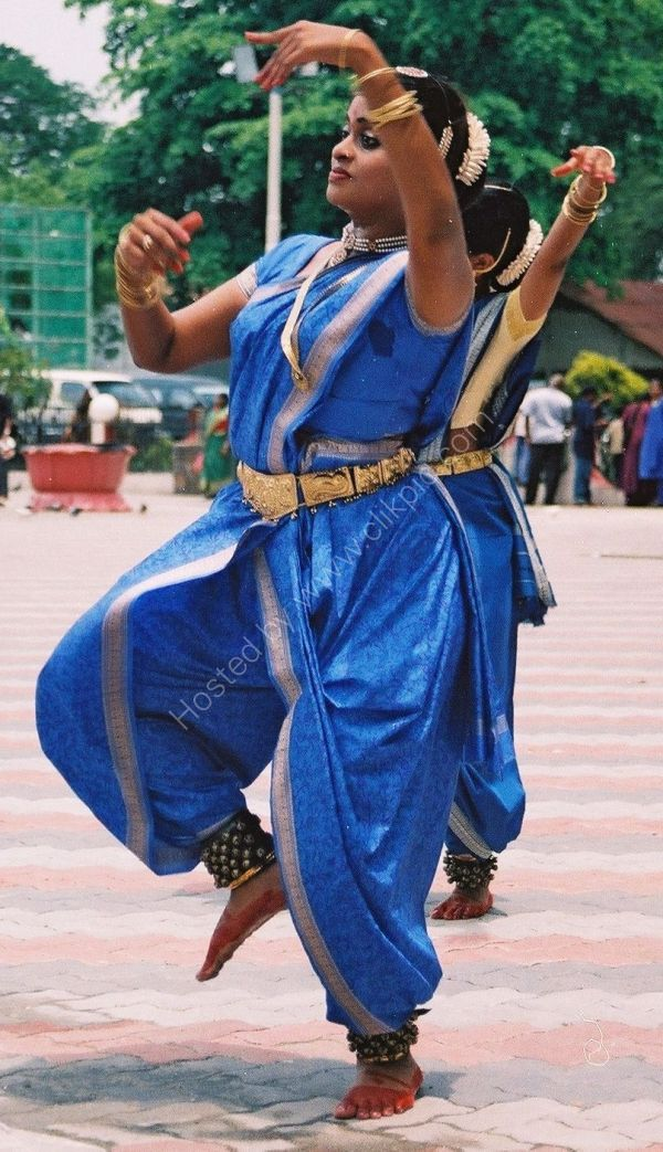 Indian Dancers, Batu Caves, Kuala Lumpur