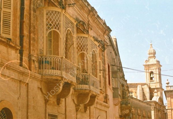 Buildings, Valetta