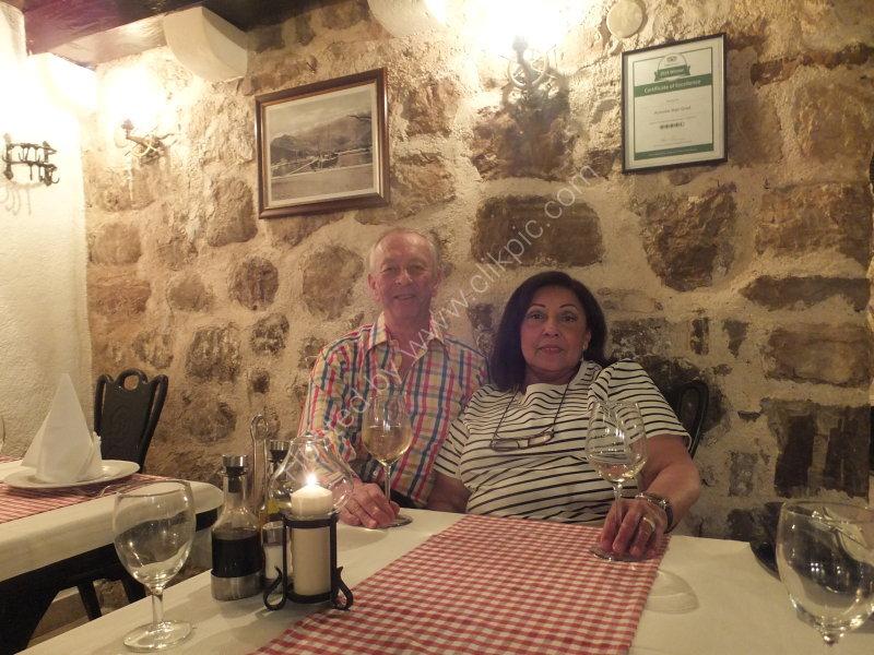 Konoba Stari Grad Restaurant, Budva, Montenegro