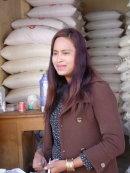 Indian Rice Trader at Maymyo Market