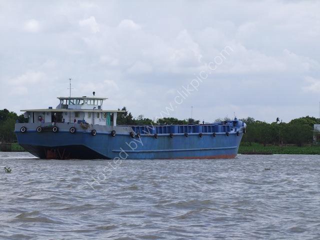 Ship, Mekong Delta